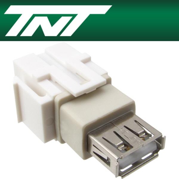 TNT NM-TNT30 USB2.0 AF/AF 스냅인 멀티미디어 모듈