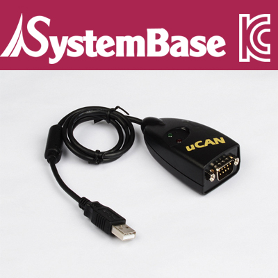 SystemBase(시스템베이스) CAN Frame Analyzer