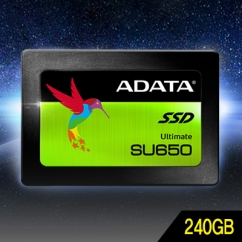 ADATA Ultimate SU650 240GB SSD 3D NAND TLC