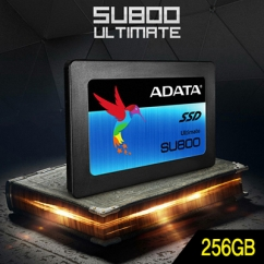 ADATA Ultimate SU800 256GB SSD 3D NAND TLC