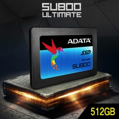 ADATA Ultimate SU800 512GB SSD 3D NAND TLC