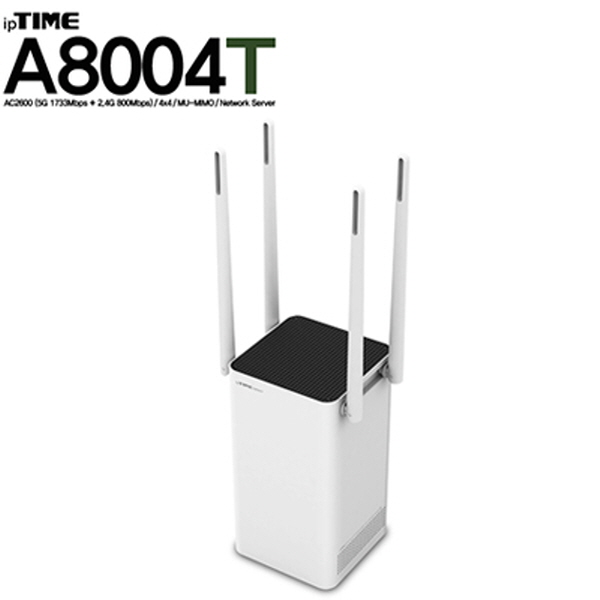 ipTIME(아이피타임) A8004T 11ac 유무선공유기