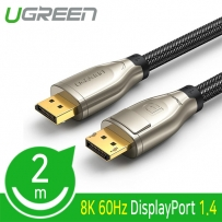 Ugreen U-60843 8K 60Hz DisplayPort 1.4 케이블 2m