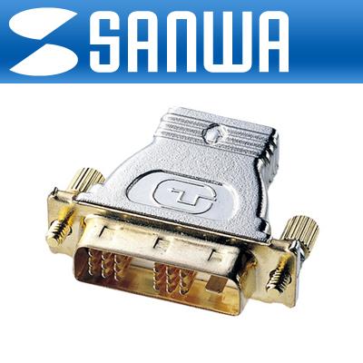 SANWA HDMI to DVI 젠더 [H101]-아이씨뱅큐
