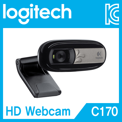 Logitech(로지텍) HD Webcam C170 화상카메라/웹캠 [A149]-아이씨뱅큐