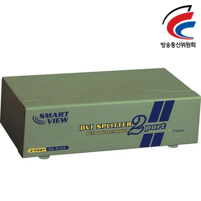 NETmate 고해상도 DVI 1:2 모니터 분배기(New) [AF10]