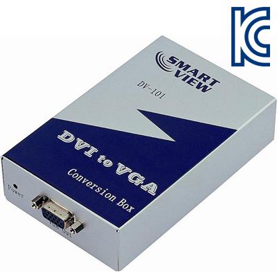 NETmate DVI to VGA 컨버터 [GH25]-아이씨뱅큐
