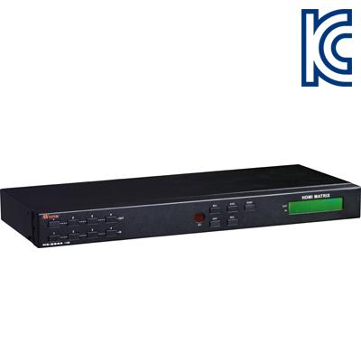 NETmate HDMI 4:4 매트릭스 분배기(1080p) [DP29]-아이씨뱅큐