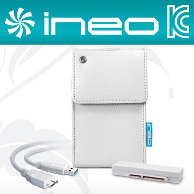 ineo USB3.0 외장 하드모듈(I-NA214U Plus/하드미포함/1T HDD지원) [GH64]-아이씨뱅큐