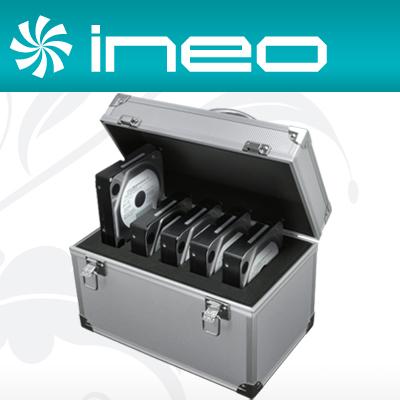 ineo 알루미늄 하드디스크 보관함(3.5