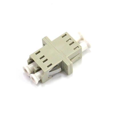 NETmate LC Duplex 멀티모드 광어댑터(인청동) [다32]