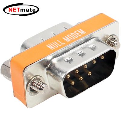 NETmate NM-C9MM 9M/9M NULL MODEM 젠더 [AB35]-아이씨뱅큐