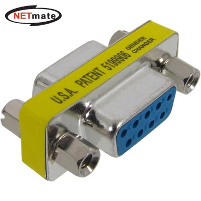 NETmate NM-G9FF 9F/9F 젠더 [AB61]-아이씨뱅큐