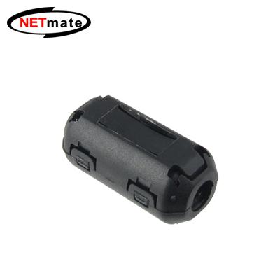NETmate 고주파 노이즈 필터(페라이트 코어) 5mm [AB80]-아이씨뱅큐