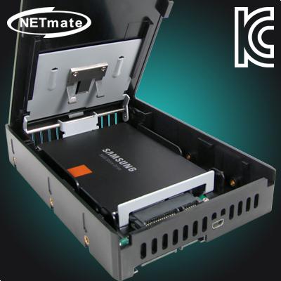 NETmate USB3.0 SSD/HDD 2.5