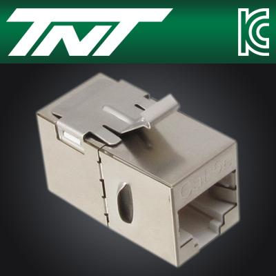TNT CAT.5E STP 스냅인 네트워크 모듈(커플러) [BA52]-아이씨뱅큐