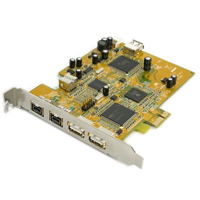 NETmate USB/1394B PCI Express COMBO 카드(NEC/TI) [FQ99]-아이씨뱅큐