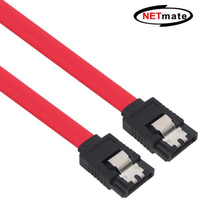 NETmate SATA(Lock)-SATA(Lock) 케이블 0.3m [FX33]