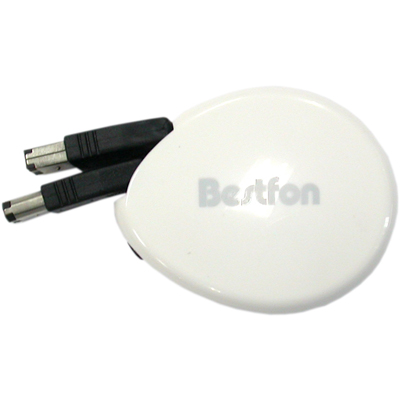 BESTFON IEEE1394 6-6 버튼타입 자동감김 케이블 [FS67]
