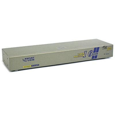 NETmate 초고해상도 1:16 모니터 분배기 [DP41]