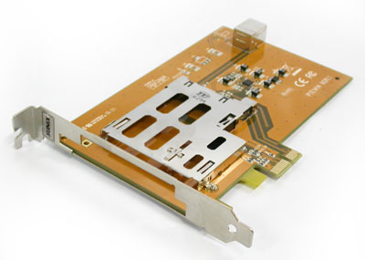 NETmate PCI Express BUS ADAPTER(16x) [FQ67]